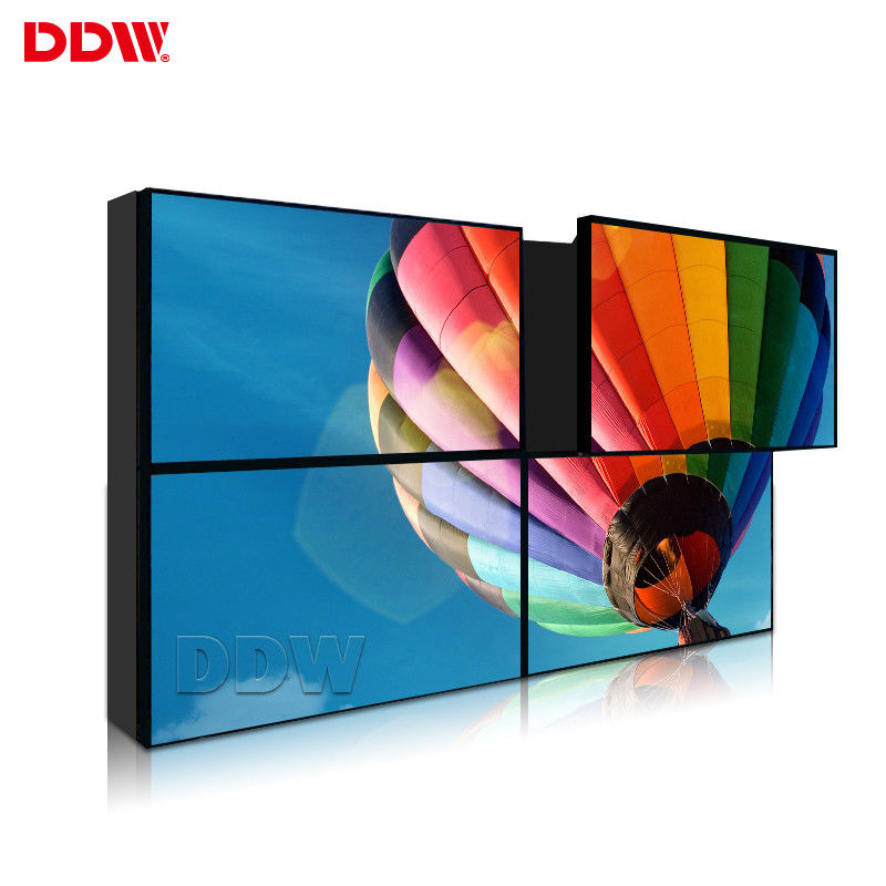 Samsung 46 Inch 2x2 DDW LCD Video Wall Display Support HDMI VGA DVI Signals