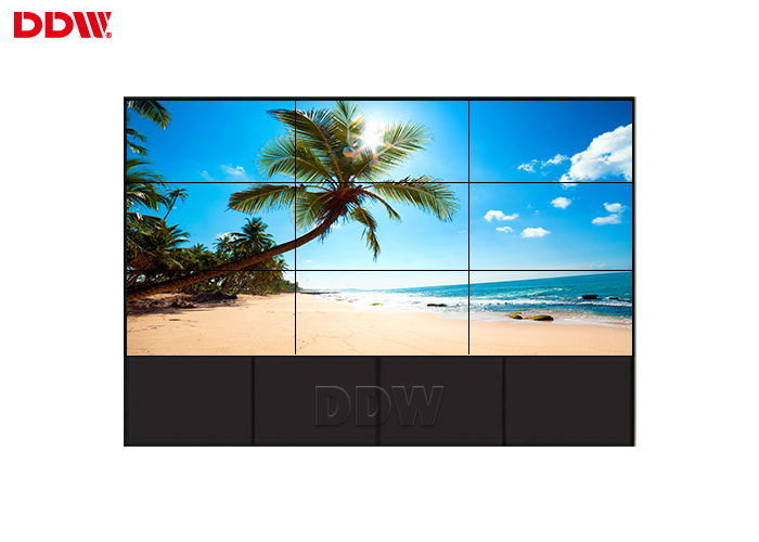 Modular 55 Video Wall Display / Seamless Video Wall Displays 60Hz