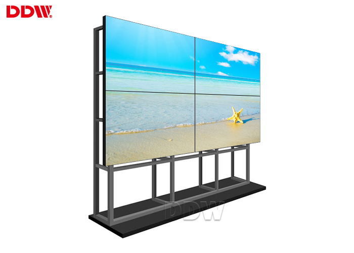 Custom Made Commercial Video Wall For Advertising Anti Glare Surface